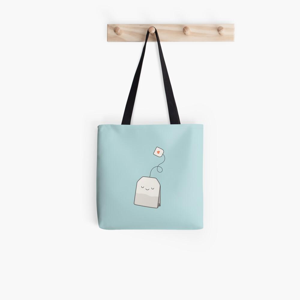 Teezeit Tote Bag