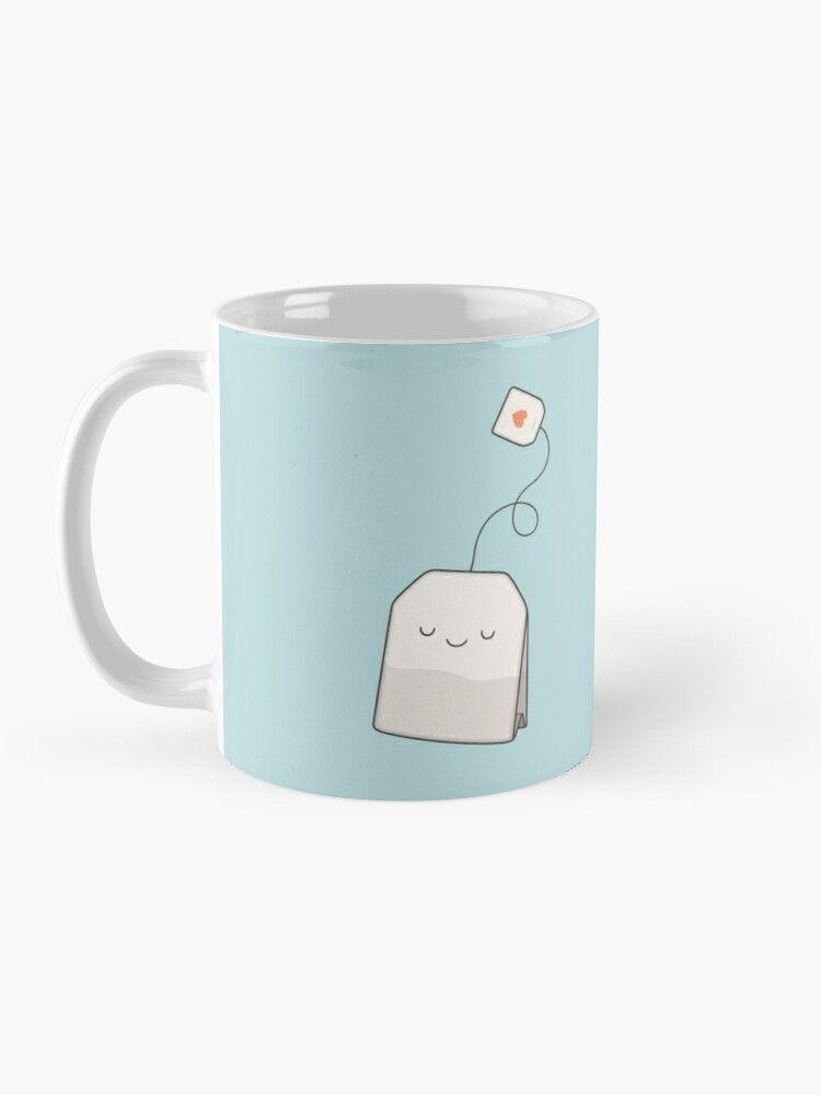 Alternate view of Tea time Mug