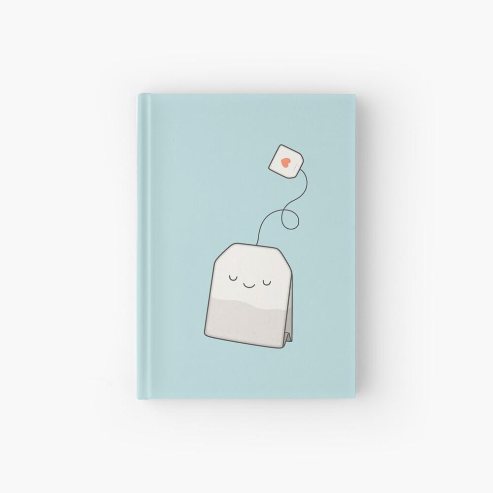 Tea time Hardcover Journal