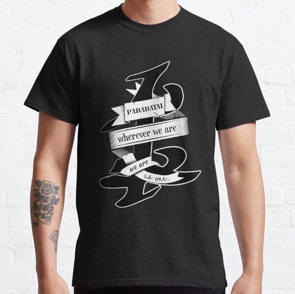 """Parabatai """"Überall dort, wo wir sind, sind wir als eine"""" Shadowh. Classic T-Shirt"""
