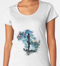 Mass Effect Women's Premium T-Shirt