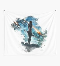 Mass Effect Wall Tapestry