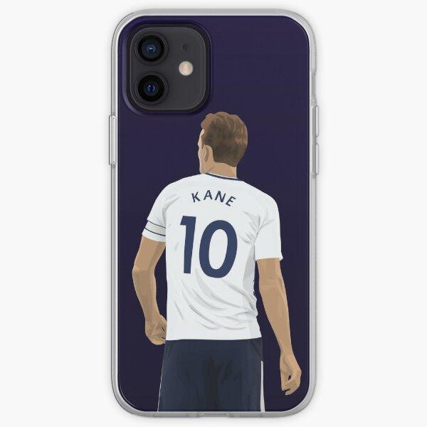 Harry Kane Illustration iPhone Soft Case