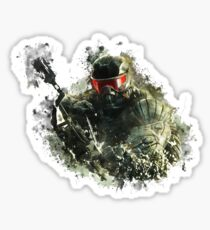 Crysis Sticker