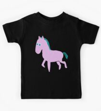 Pink horse Kids Clothes