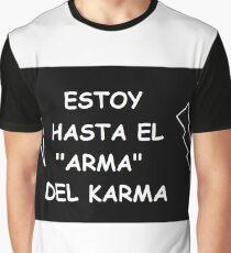 el karma Graphic T-Shirt