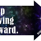 Bri&Niss Keep Moving Forward Galaxy by whimsystation