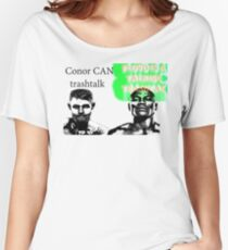 Conor Supporter Women's Relaxed Fit T-Shirt