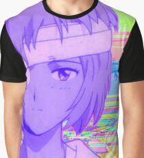 Camiseta gráfica Rei Ayanami Cita 3