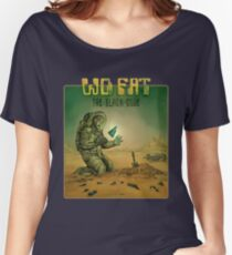 Wo Fat - The Black Code Women's Relaxed Fit T-Shirt