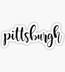 Pittsburgh Sticker