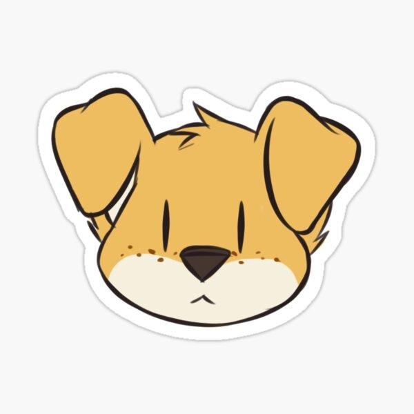 Weekend Joel Face Sticker