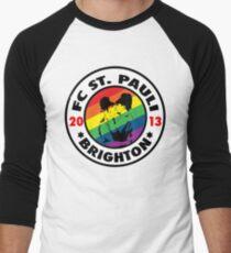 Pride - Brighton St Pauli Men's Baseball ¾ T-Shirt