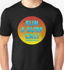 Sun And Surf T-Shirt