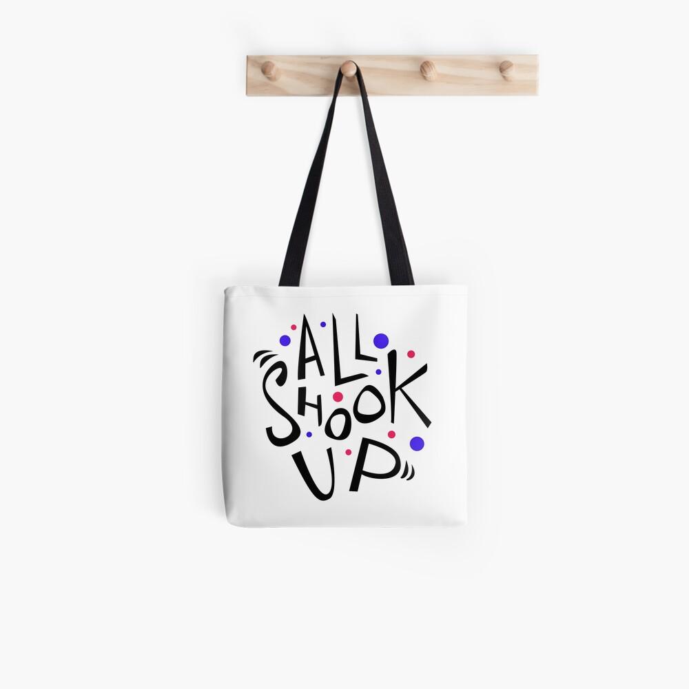 All Shook Up Tote Bag