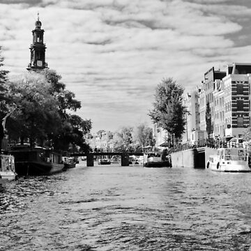 Amsterdam Cruise by BackpackPhoto