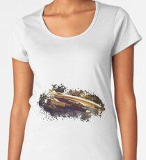 Mass Effect Normandy Women's Premium T-Shirt
