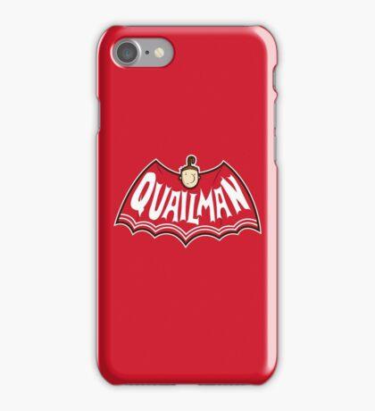 Quailman iPhone Case/Skin