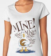 Seagull vs Cookie Frauen Premium T-Shirts