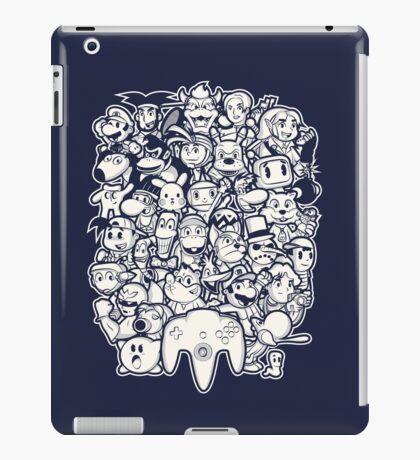 64Bit iPad Case/Skin