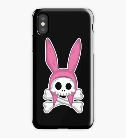 Taking it to my grave! iPhone Case