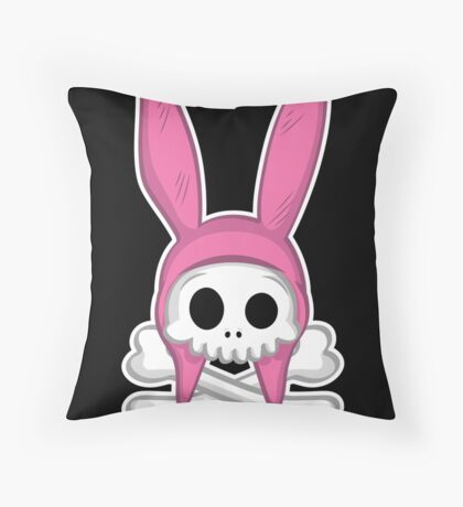 Taking it to my grave! Throw Pillow