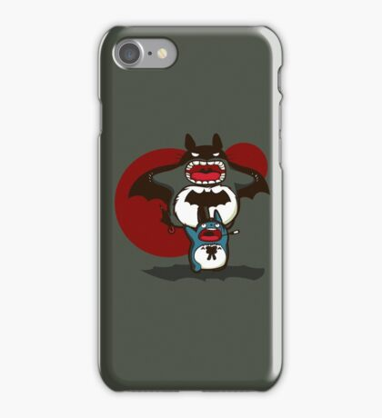 Bataro iPhone Case/Skin