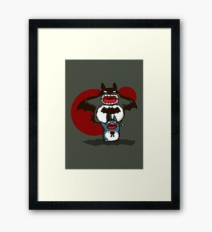 Bataro Framed Print