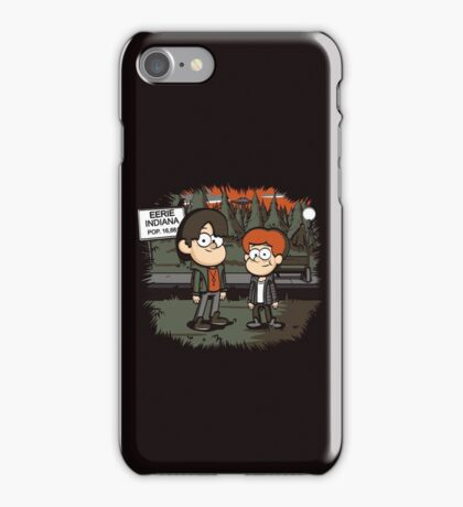 POP. 16,661 iPhone Case/Skin