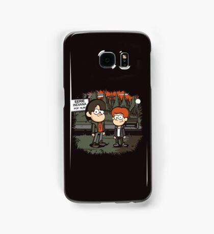 POP. 16,661 Samsung Galaxy Case/Skin