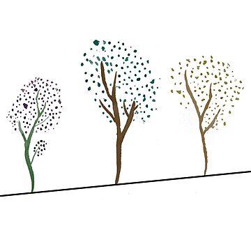 Treeline by ICannotDraw
