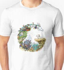 Ghibli Tribute T-Shirt