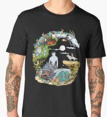 Ghibli Tribute Men's Premium T-Shirt