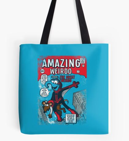 Amazing Wierdo Tote Bag