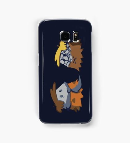 Flint and Rubble Samsung Galaxy Case/Skin