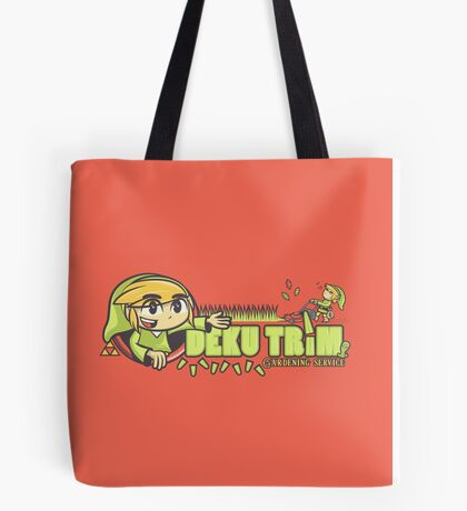 Deku Trim Tote Bag