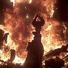 Burning by shortarcasart