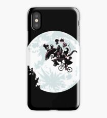 Cool Aliens Mobile iPhone Case/Skin