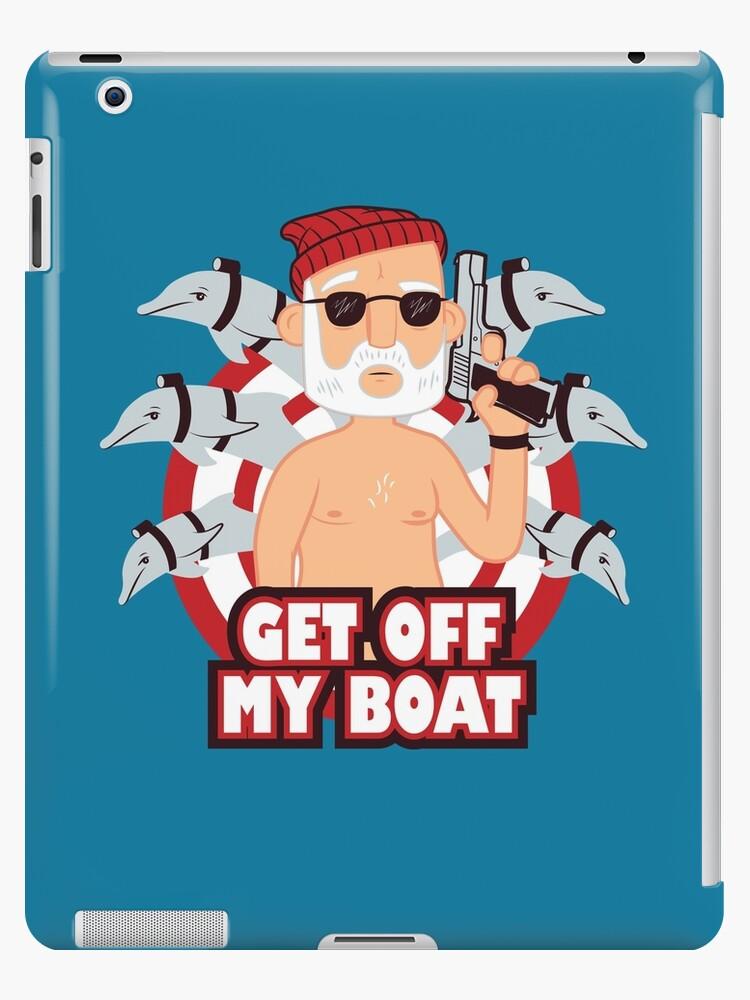 Get off my Boat by Scott Weston