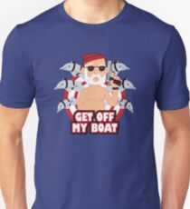 Get off my Boat T-Shirt