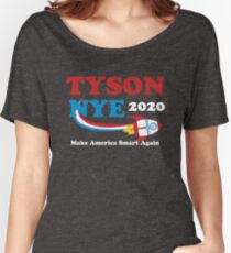 Tyson Nye Women's Relaxed Fit T-Shirt