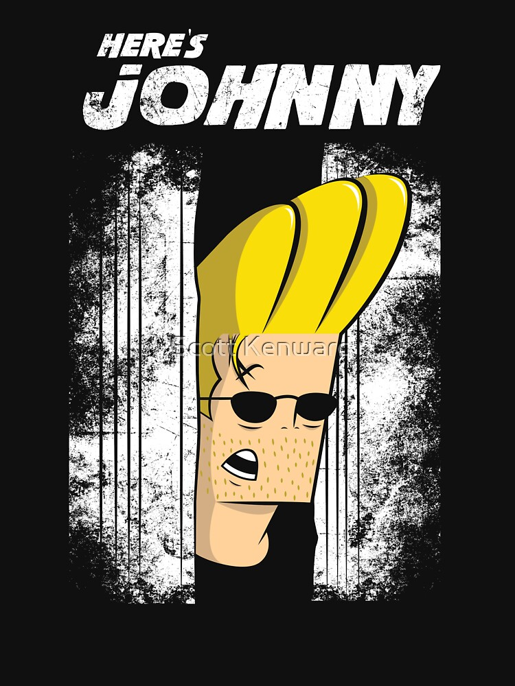 Here's johnny | Unisex T-Shirt