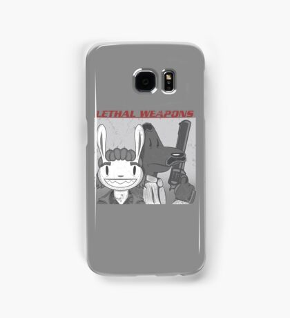 Lethal Weapons Samsung Galaxy Case/Skin