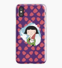 Help People not Gnomes iPhone Case/Skin