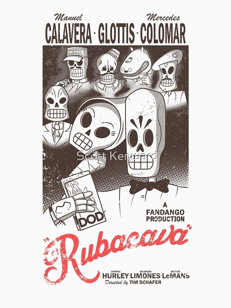 Rubacava (White) | Unisex T-Shirt