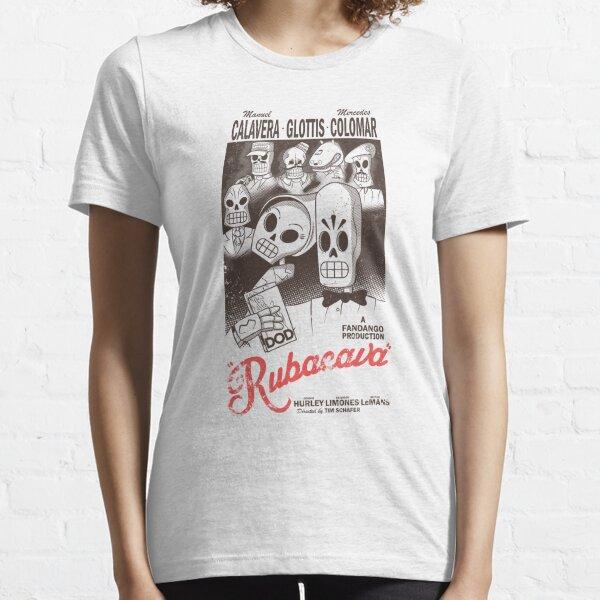 Rubacava (White) Essential T-Shirt