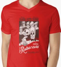 Rubacava Men's V-Neck T-Shirt