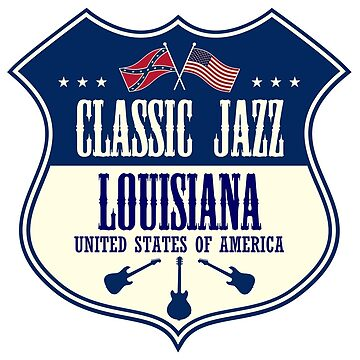 Enjoy The Classic Jazz Music Louisiana by maliderkel