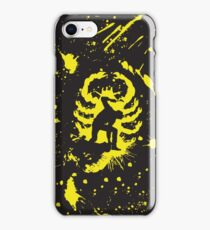 My hands are dirty iPhone Case/Skin