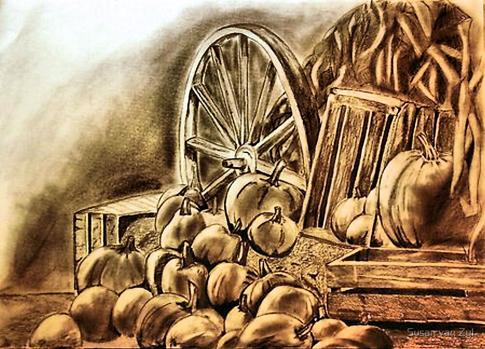 Harvest by Susan van Zyl